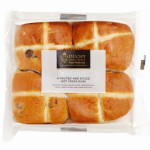 Lunchbox Treats this Easter : Hot Cross Buns