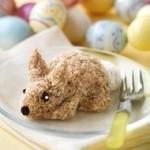 Honey Nut Shredded Wheat Easter Bunnies