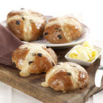 Hot Cross Bun Recipe