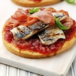 James Martin Sardines in Pastry