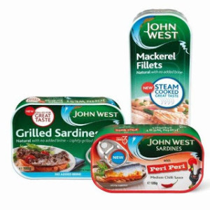 7 Lucky Readers to win fabulous fishy goodie bag filled with John West!