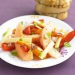 Marinated Edam Salad