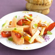 Marinated Edam Salad