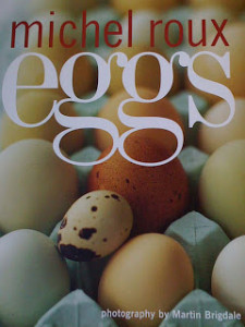 "New competition starts today!  Your chance to win the brilliant ""Eggs"" Cookery Book by Michel Roux – 10 copies to give away!"
