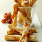 Mini Cheesy Sticks