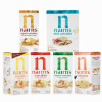 New Competition! 2 x Bumper Supply of nairn's Oat cakes, Oat Biscuits and Oat bakes! Yummy!
