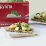 Ryvita with New Potato Broad Bean Salad