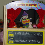 Ocarina Special and the Giant Chick
