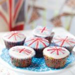 Royal Wedding Union Jack Cupcakes