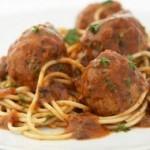Rustic Meatballs in a Wild Mushroom Sauce