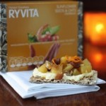 Ryvita Sunflower Seed and Oat Crispbread Crumble