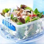 Smoked Mackerel Apple Fennel Salad