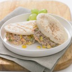 Tuna Spread Vegetable Mini Pitta Pockets