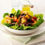 Tuscan Style Bread Salad
