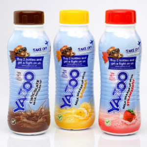 New Competition: 3 x 2 months' supply of Yazoo Milkshakes to be won!