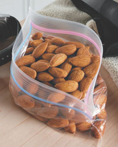 Almonds In Your Lunch Box