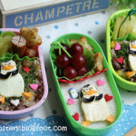 Lunch Box A-Z – P For Penguins and Pirates