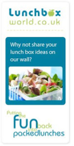 Brand New Facebook Page for Lunchbox World! What do you think?