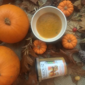 glorious butternut squash soup