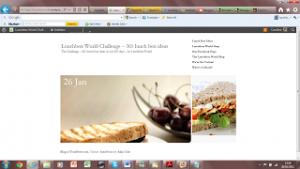 Lunchbox World challenge 365 lunch box ideas in 365 days