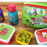 Lunch Box A-Z – D for Dart Frog, Dinosaurs and Deer…