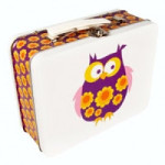 Lunch Box A-Z – O for Owls