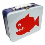 Lunch Box A-Z – F For Fish, Frogs and FUN!