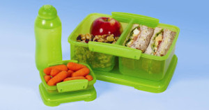 lunch box kit idea
