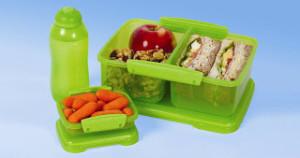 lunch box kit idea