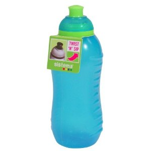 Sistema Drinking Bottles 330ml at Lunchbox World Shop!