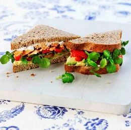 How To Make Perhaps the World's Healthiest Sandwich