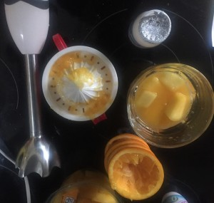 orange and mango smoothie recipe