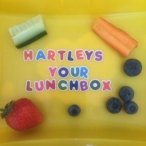 Hartleys Back to School Lunchbox Challenge