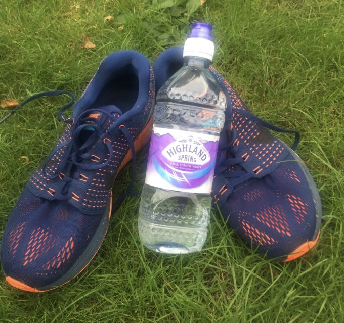 stay hydrated during sport running