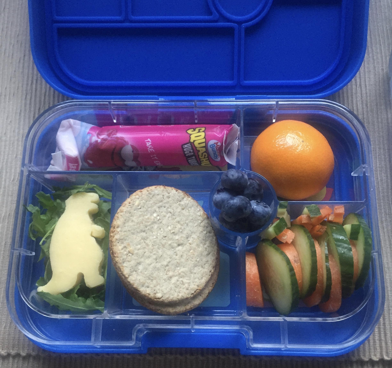 yumbox lunch box idea