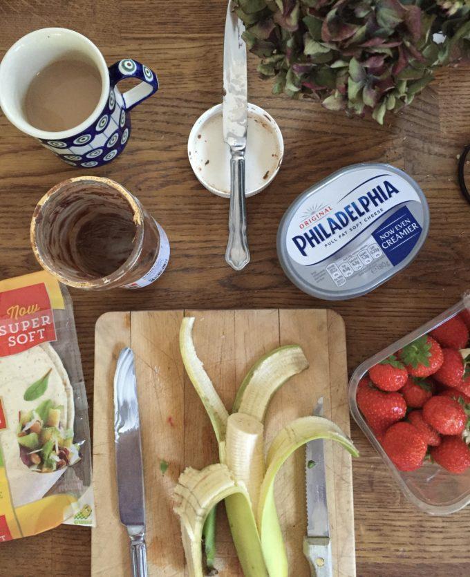 wraphacks sweet treat lunch ideas