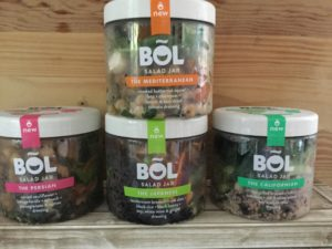 BOL Salads In Jar Review