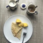 student recipe pancakes crepes
