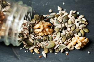 healthy nuts and seeds snacks for teenagers Lunchbox World