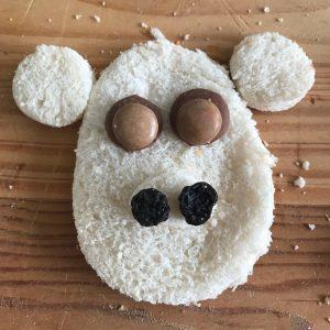 cheeky monkey lunch idea